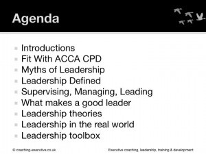 How To Be An Effective Leader Slide 4