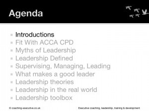 How To Be An Effective Leader Slide 6