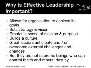 How To Be An Effective Leader Slide 46