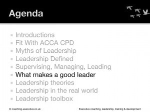 How To Be An Effective Leader Slide 59
