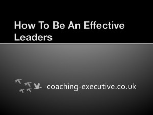 How To Be An Effective Leader Slide 81