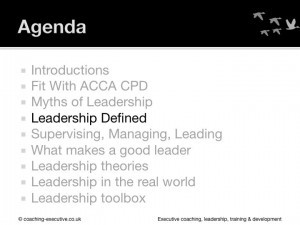 How To Be An Effective Leader Slide 32