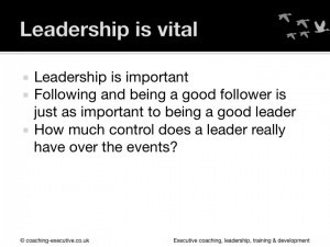 How To Be An Effective Leader Slide 51