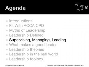 How To Be An Effective Leader Slide 52