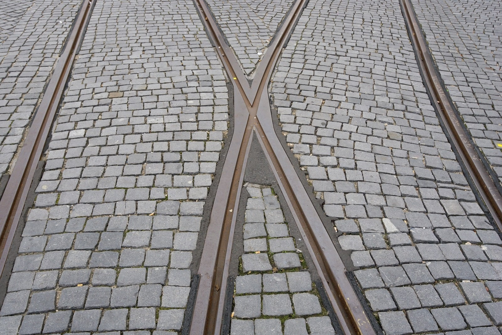Change Management is like changing track